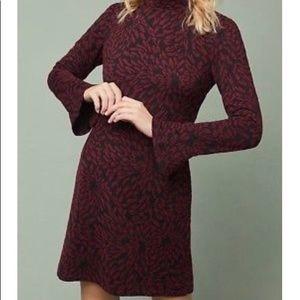 Anthropologie Hutch Sweater Dress